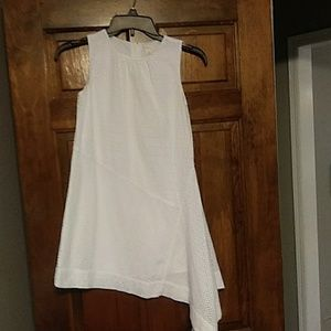 Crewcuts Girls white dress